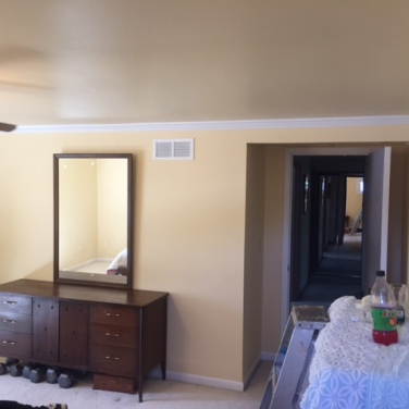 Crown Molding Installation & Painting