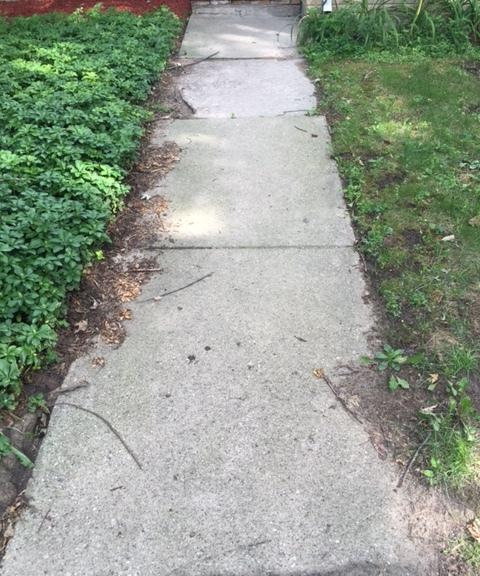Original Walkway