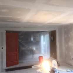 After Drywall Installation & Finishing