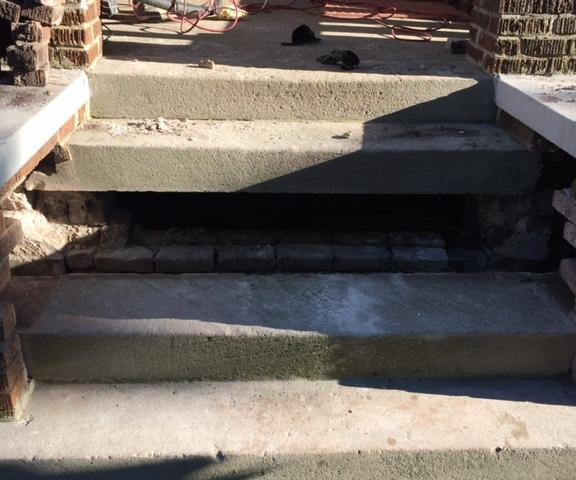 Missing Concrete Step
