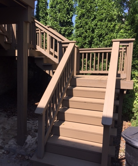 After Deck Painting