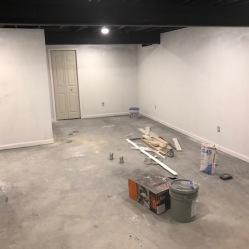 After Basement Renovation